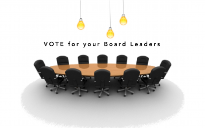 Presenting the 2017 SOCT SHRM Board of Directors' Slate for Members' Vote!