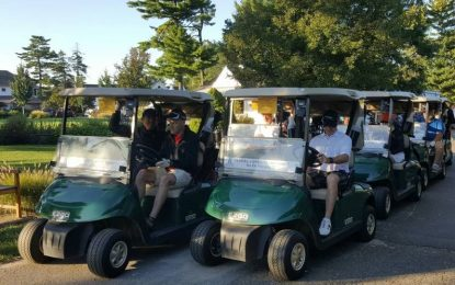 SOCT SHRM'S September 22nd's Golf Tournament was FUN FOR ALL!