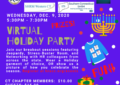 Please Join our CT SHRM Chapter's VIRTUAL Holiday Event!